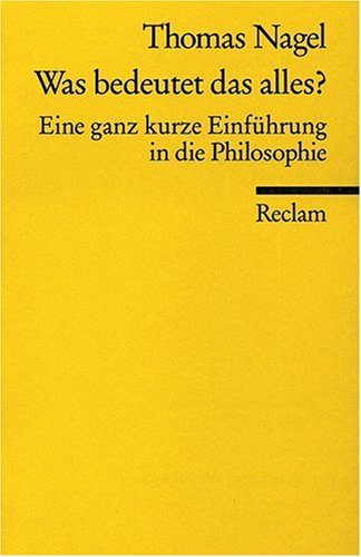 thomas nagel death Death thomas nagel noûs volume 4, issue 1 if death is the unequivocal and permanent end of our existence, the question arises whether it is a bad thing to die.